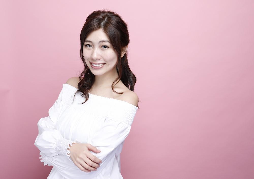 洋服が素敵な倉岡生夏さん