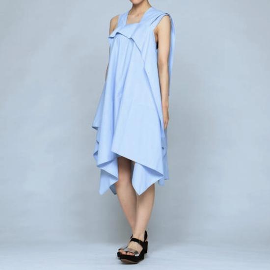 「KOCHÉ(コシェ)」 シャツ素材ドレス