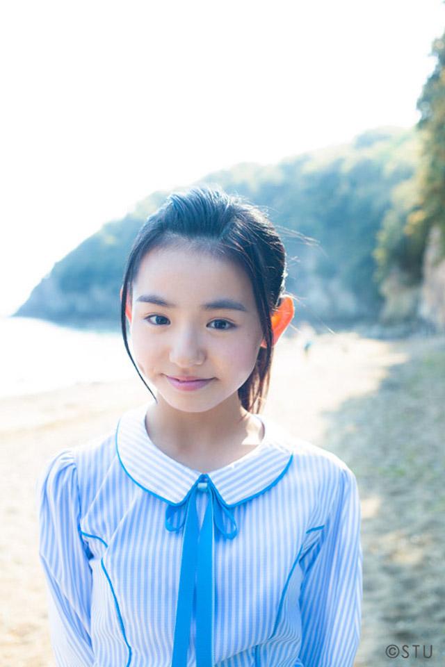 峯吉愛梨沙 STU48
