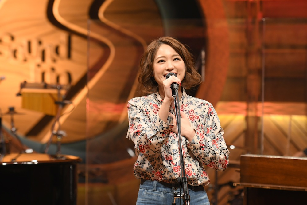 "chay・BS-TBS『土曜スタジアム~Sound Inn ""S""』"