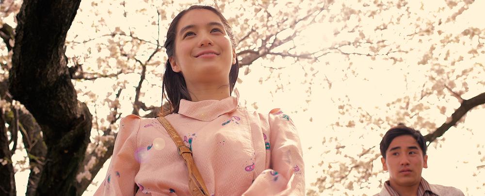 短編映画「ハモニカ太陽~春編 夫婦桜の木の下で の巻~」