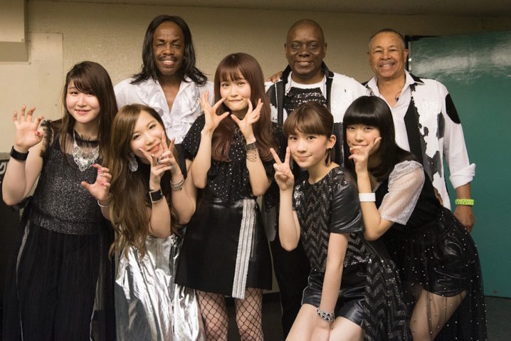 Little Glee Monster、EARTH, WIND & FIRE
