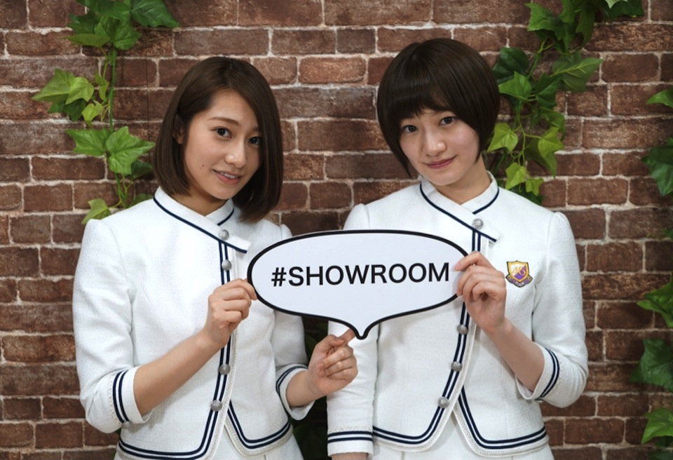 乃木坂46 桜井玲香・中田花奈、SHOWROOM特番