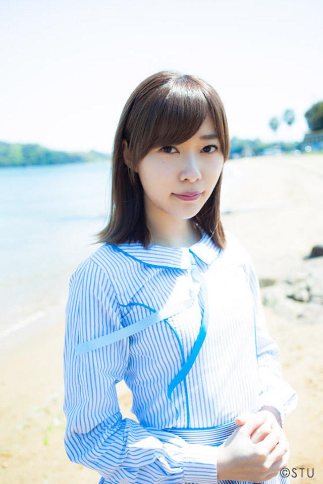 指原莉乃 STU48メンバー/STU48劇場支配人