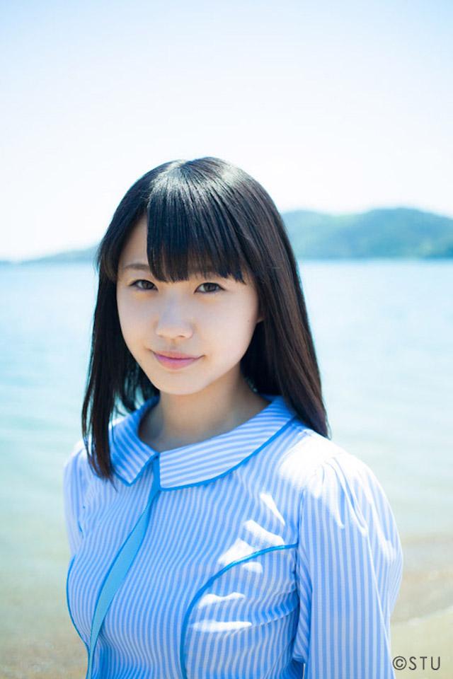 瀧野由美子 STU48