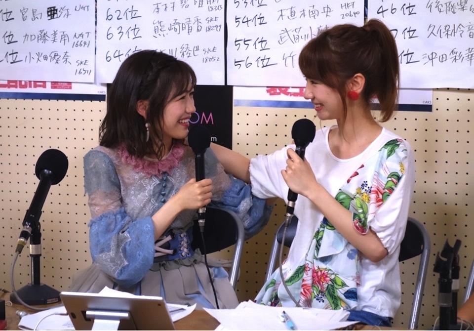 渡辺麻友・柏木由紀・AKB48選抜総選挙