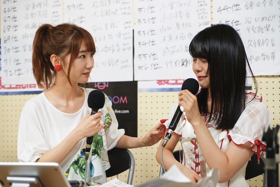 柏木由紀・AKB48選抜総選挙