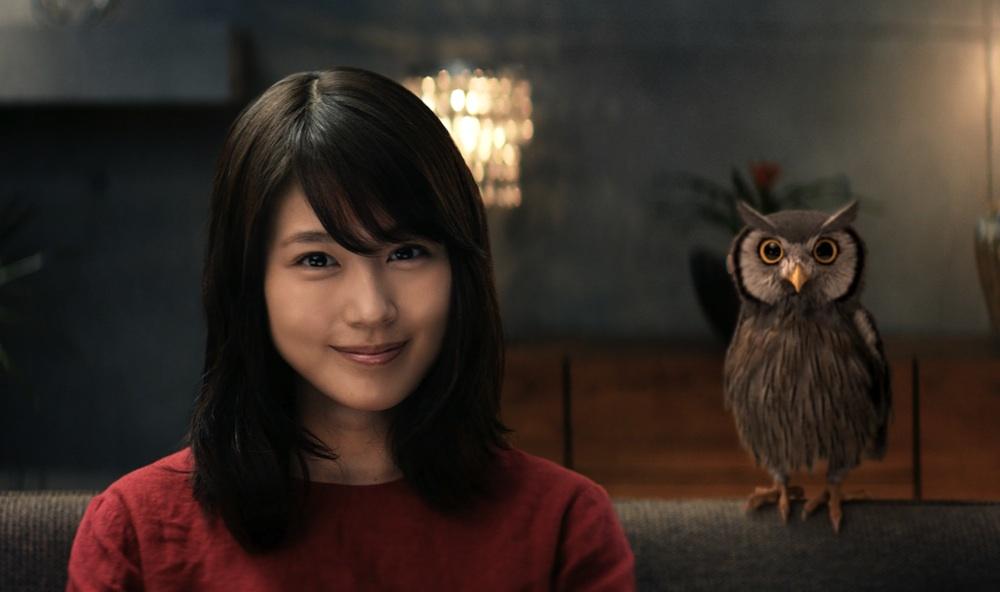 有村架純(女優)・レグザ 新CM