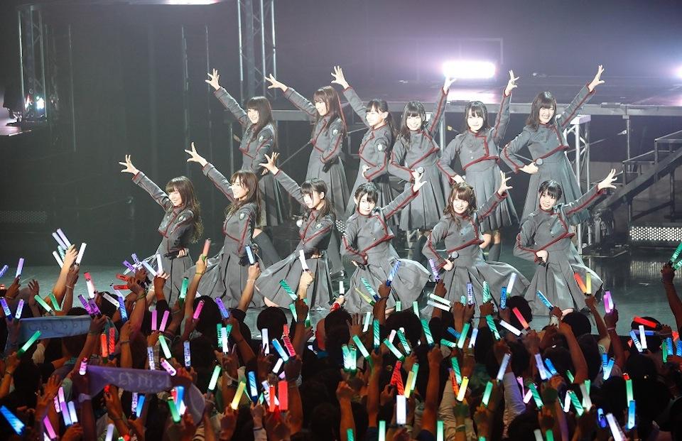 けやき坂46 Zepp Namba公演