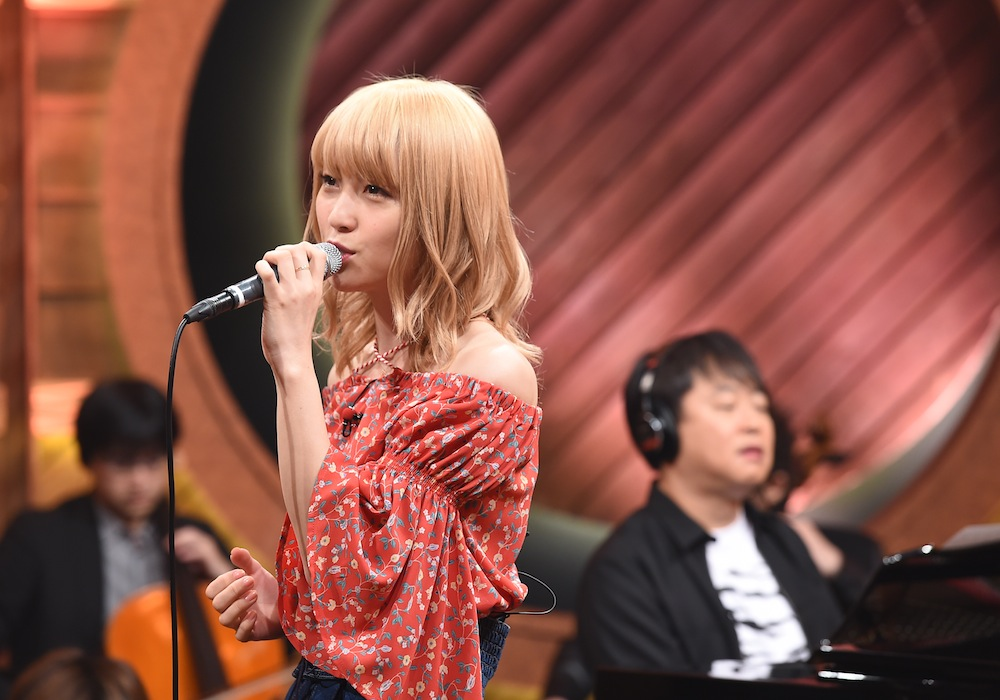 "Dream Ami、BS-TBS『土曜スタジアム~Sound Inn ""S""』"