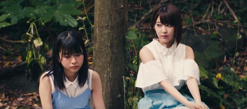 HKT48、新曲『キスは待つしかないのでしょうか?』MV