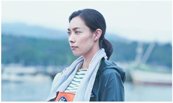"""吹石一恵、かっぱ寿司CMで""""女漁師"""""""