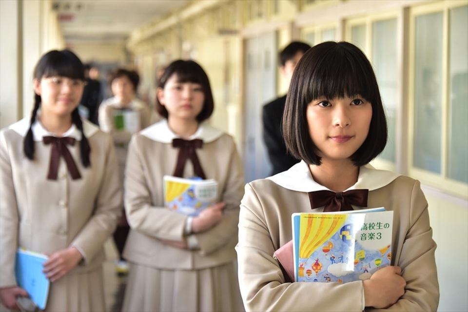 芳根京子 劇場版アニメ『心が叫びたがってるんだ。』実写映画