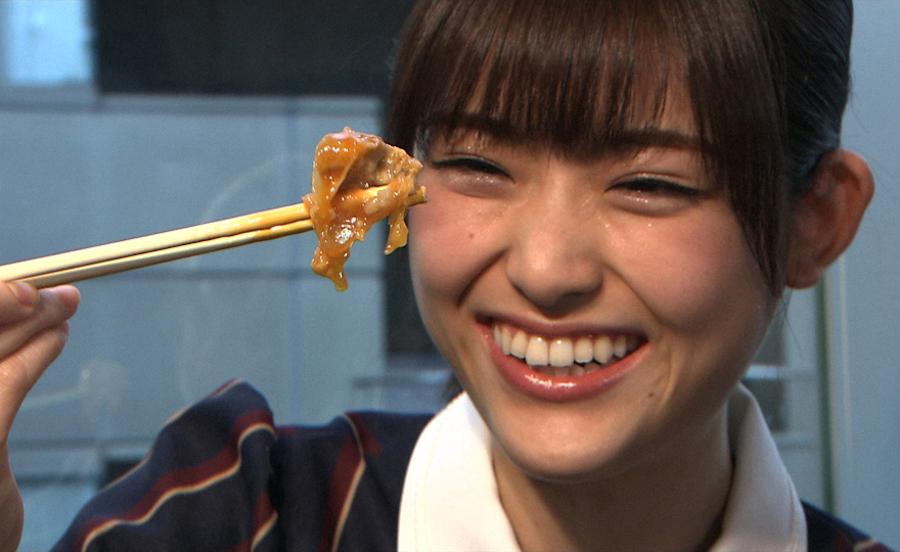 乃木坂46の食べるだけ