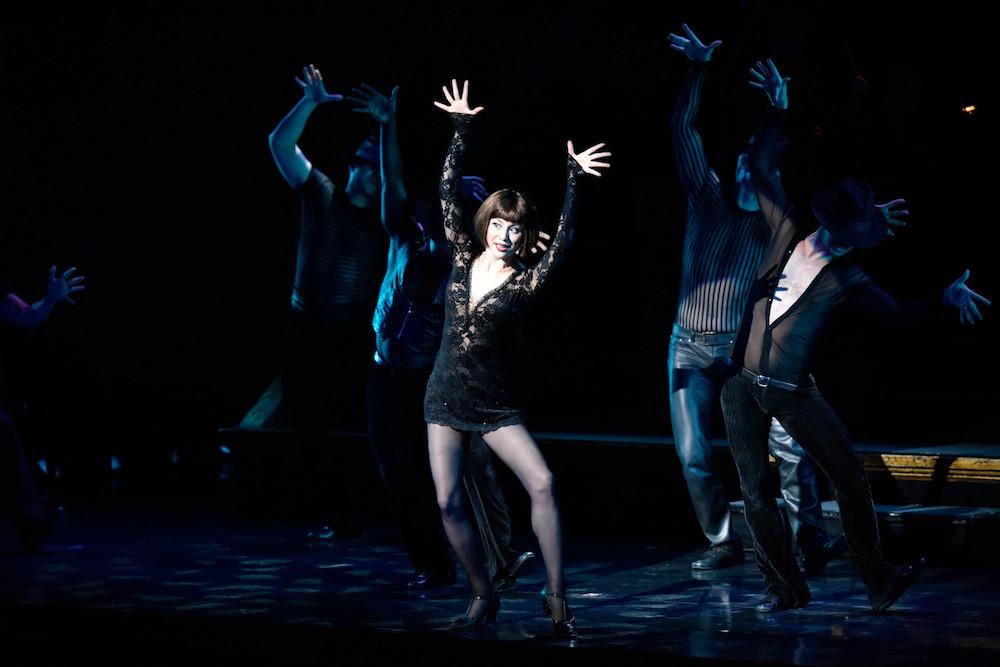 米倉涼子、ブロードウェイミュージカル『シカゴ』