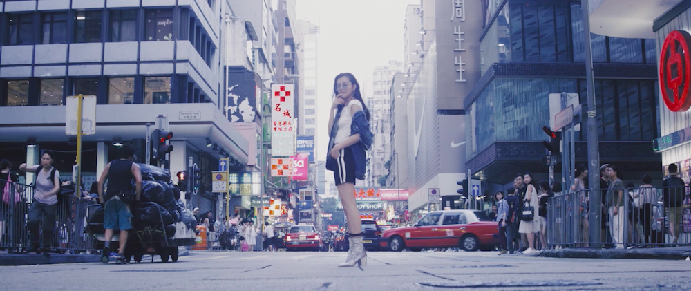 セレイナ・アン、『Love & Sweet 』MV!舞台は香港