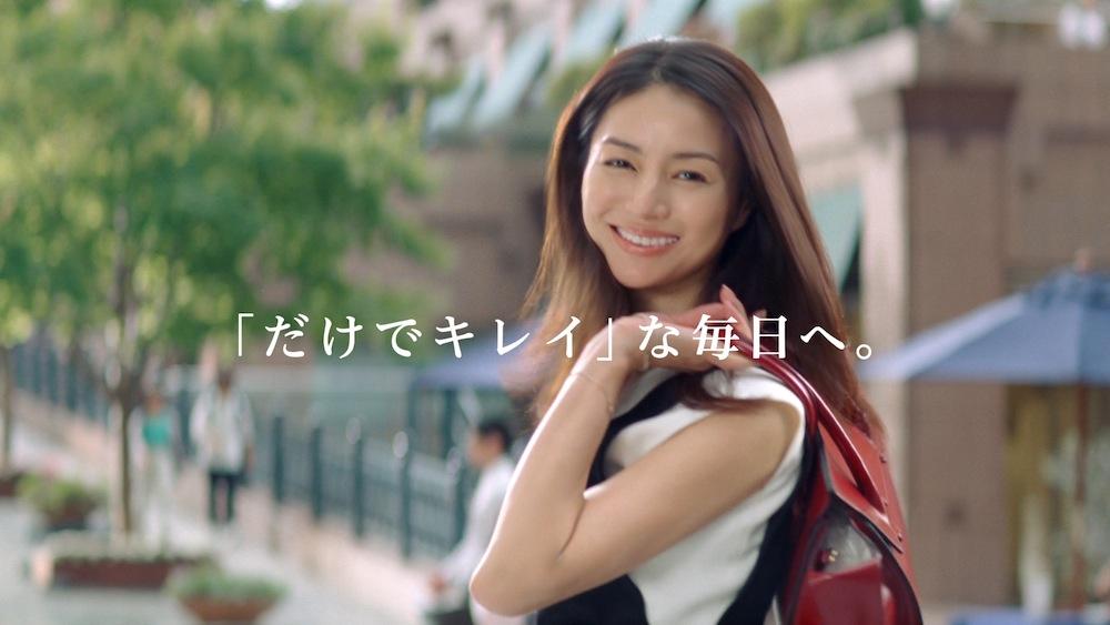井川遥 花王「エッセンシャル キューティクルケアシャンプー」新CM