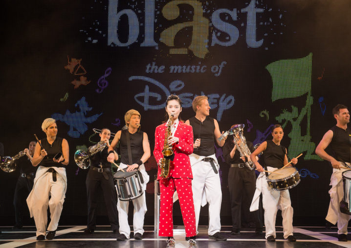 島崎遥香、「ブラスト!:ミュージック・オブ・ディズニー」東京公演