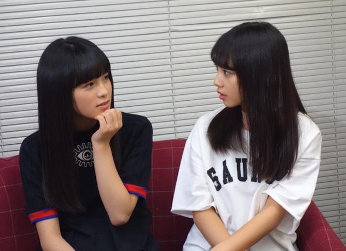 大園桃子・与田祐希(乃木坂46)