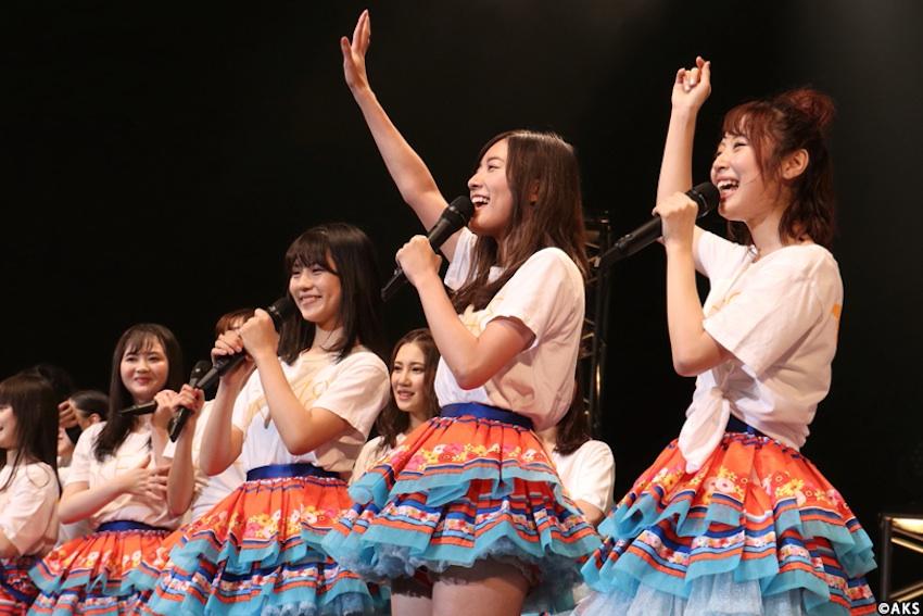 SKE48ドキュメント 受け継がれる誇り~ゼロポジ公演の舞台裏~TBSチャンネル90分完全版