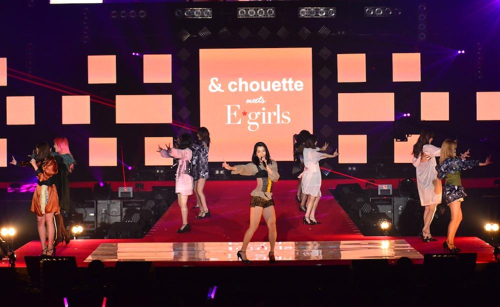 E-girls、GirlsAward(ガールズアワード)
