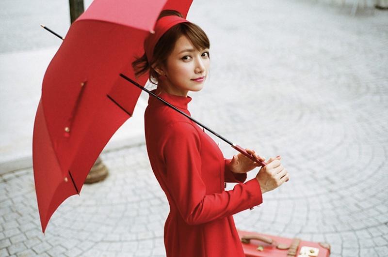 後藤真希・レッドスムージー