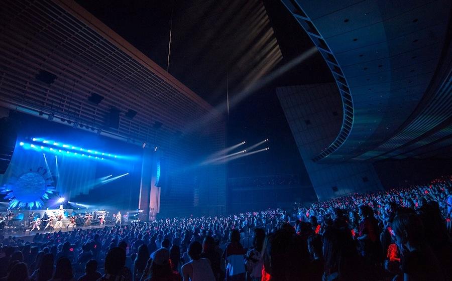 加藤ミリヤ、東京国際フォーラムにて全国ツアー公演