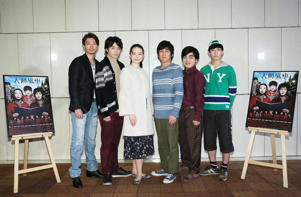ミムラ出演!童話ホラー舞台『人間風車』