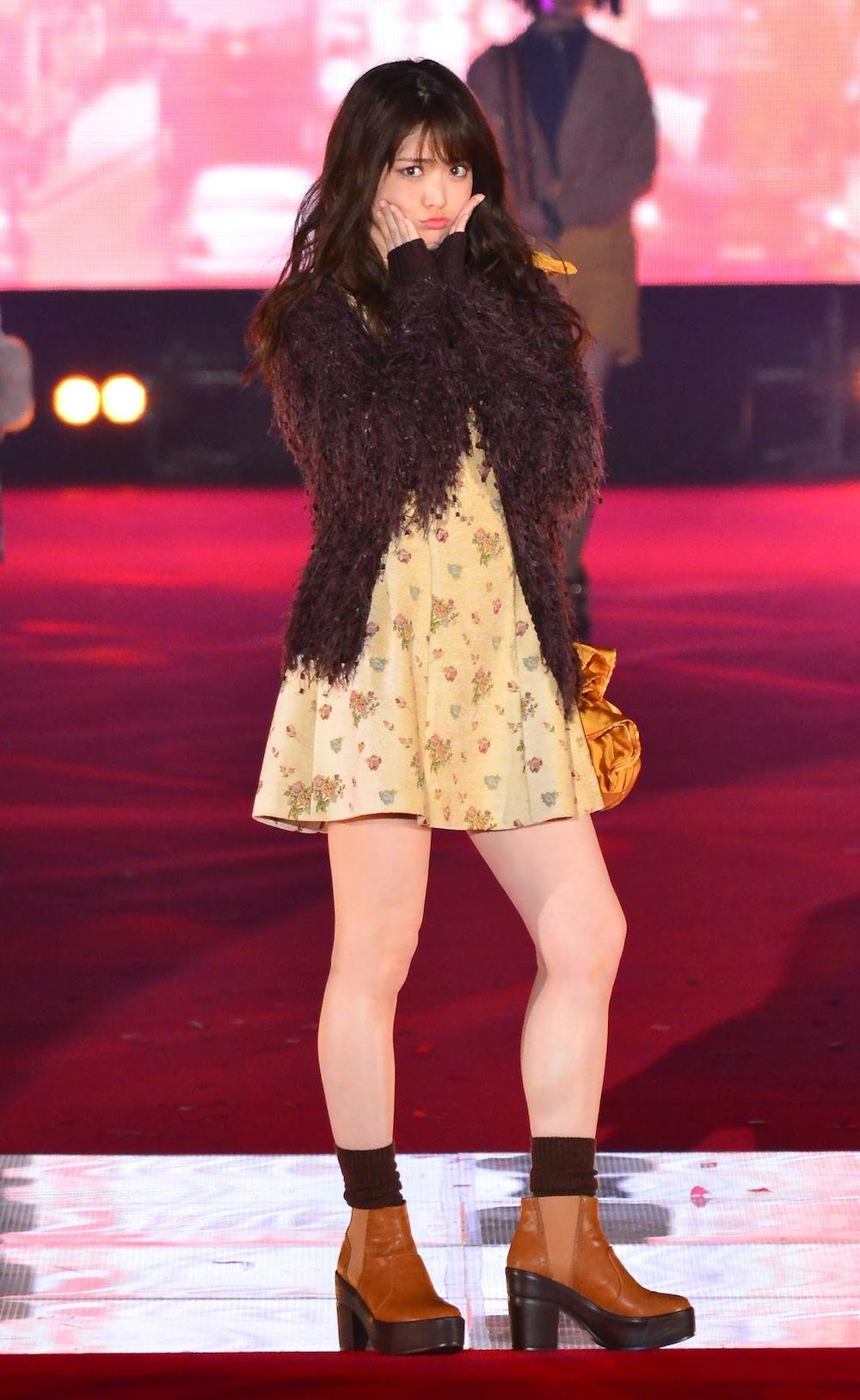 松村沙友理(乃木坂46)GirlsAward model