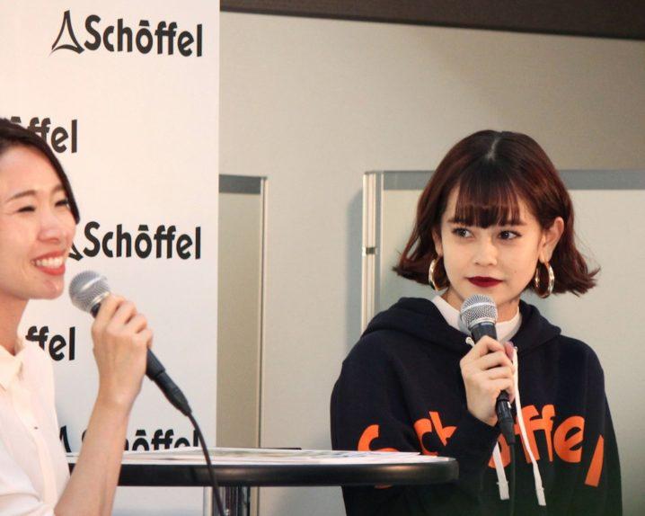 emma、地元北海道のトークイベント schoffel(ショッフェル)