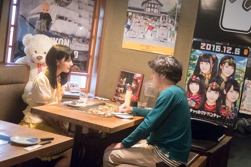 神宿、主演映画『君がいて完成するパズル』お披露目