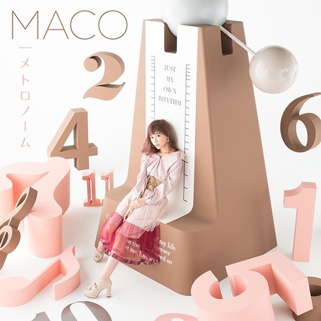 MACO album メトロノーム