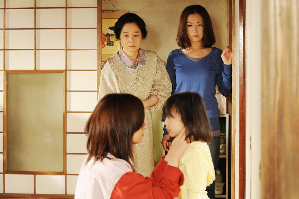 松雪泰子 主演 日テレドラマ『Mother』