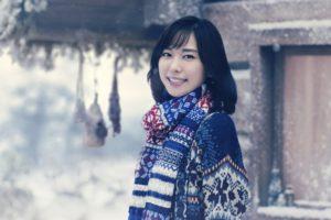 新垣結衣 出演!Melty kiss 新CM 「雪だるまからの贈り物」篇