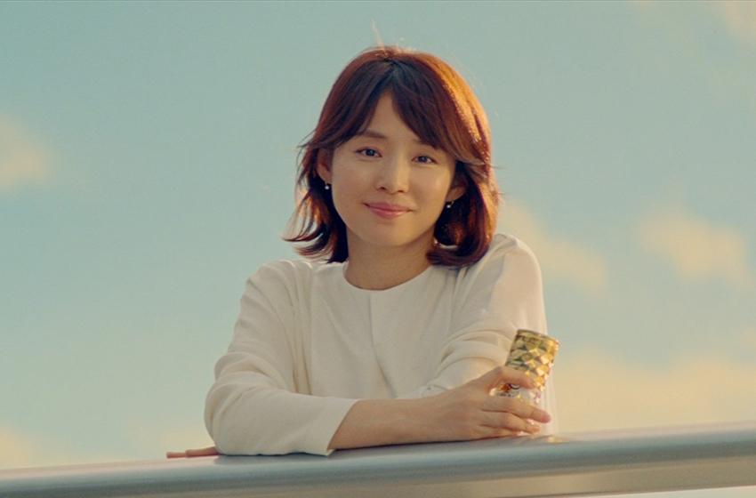 石田 ゆり子 キリン ファイア コーヒーCM