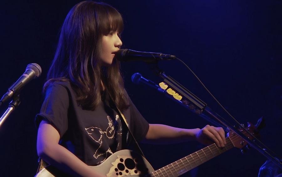 Anly 渋谷CLUB QUATTROでの「Venus」ライブ