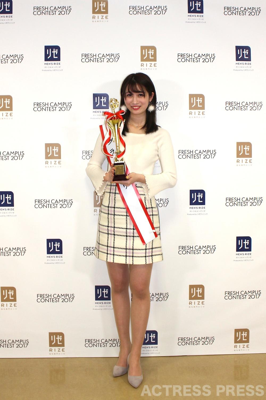 大脇有紗(FRESH CAMPUS CONTEST 2017・グランプリ)