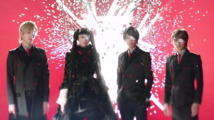 """中条あやみ主演映画『覆面系ノイズ』劇中バンド""""イノハリ""""、「カナリヤ」MV"""