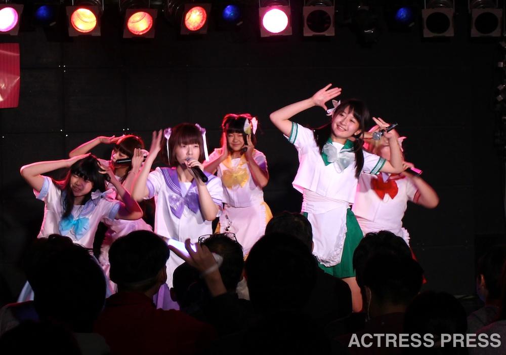 カキゴオリ! アイドルダンス