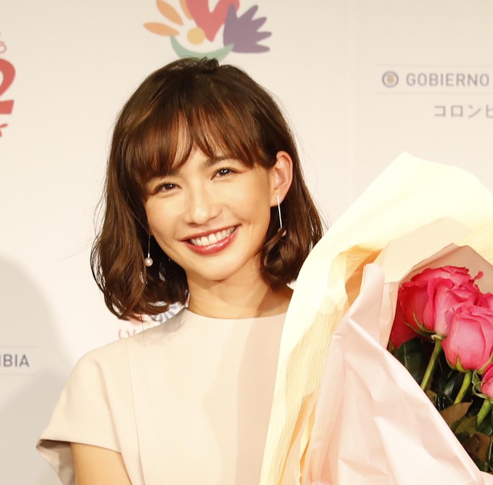 優木まおみ、「花の似合う理想の夫婦」に!「コロンビア・アワード」で受賞!
