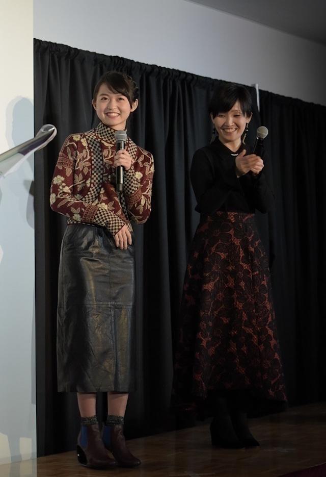 美術アーティスト永島千裕と伊藤万理華の二人によるスペシャルトークショー