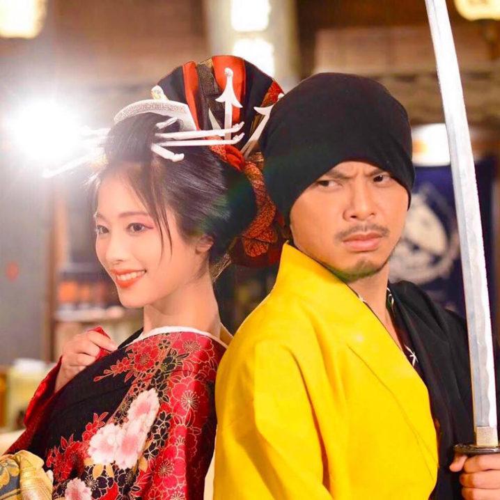 二宮芽生 出演!Namewee「東京盆踊り2020」MV