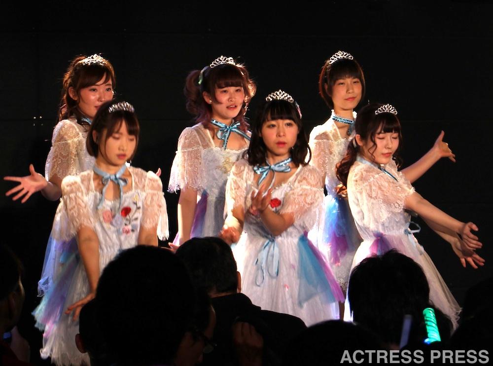 #milk princess アイドルダンス