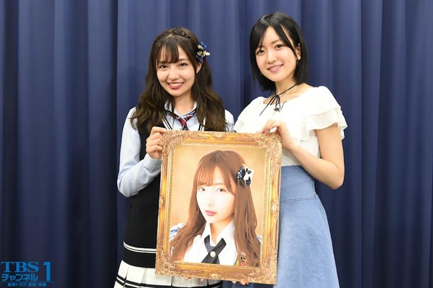須藤凜々花から番組を受け継ぐNMB48村瀬紗英