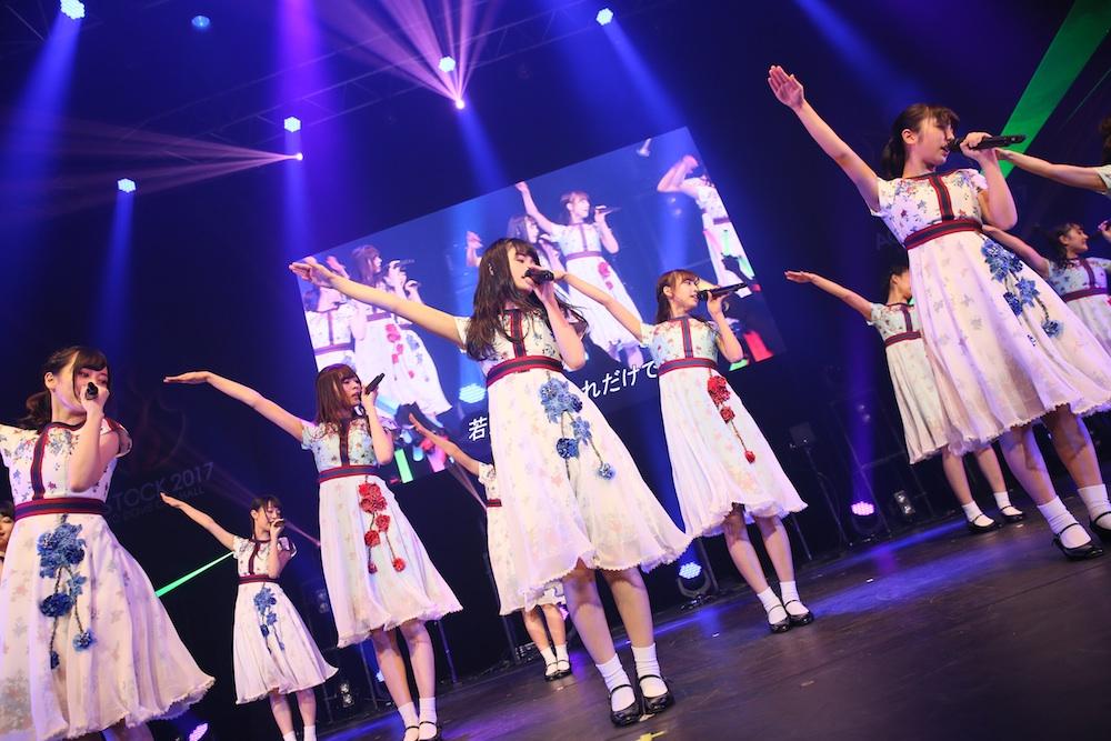 乃木坂46・3期生 AGESTOCK2017