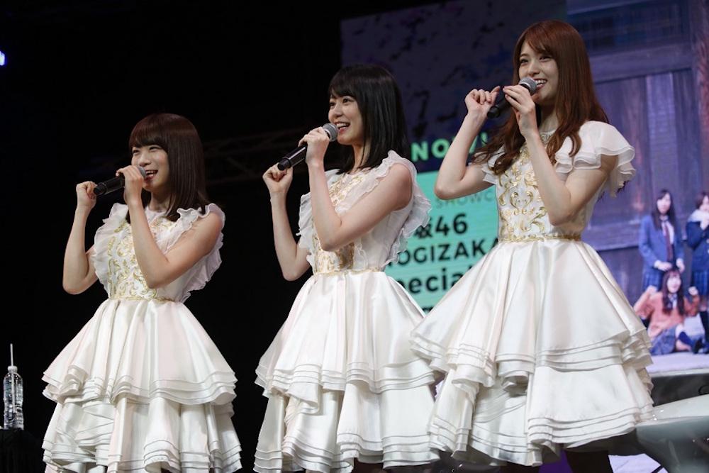 乃木坂46・C3 AFA Singapore(シンガポール公演)