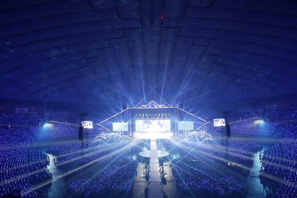 乃木坂46、初の東京ドーム公演