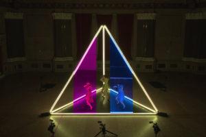 Perfume、東京・ロンドン・ニューヨークの3都市で同時にダンス