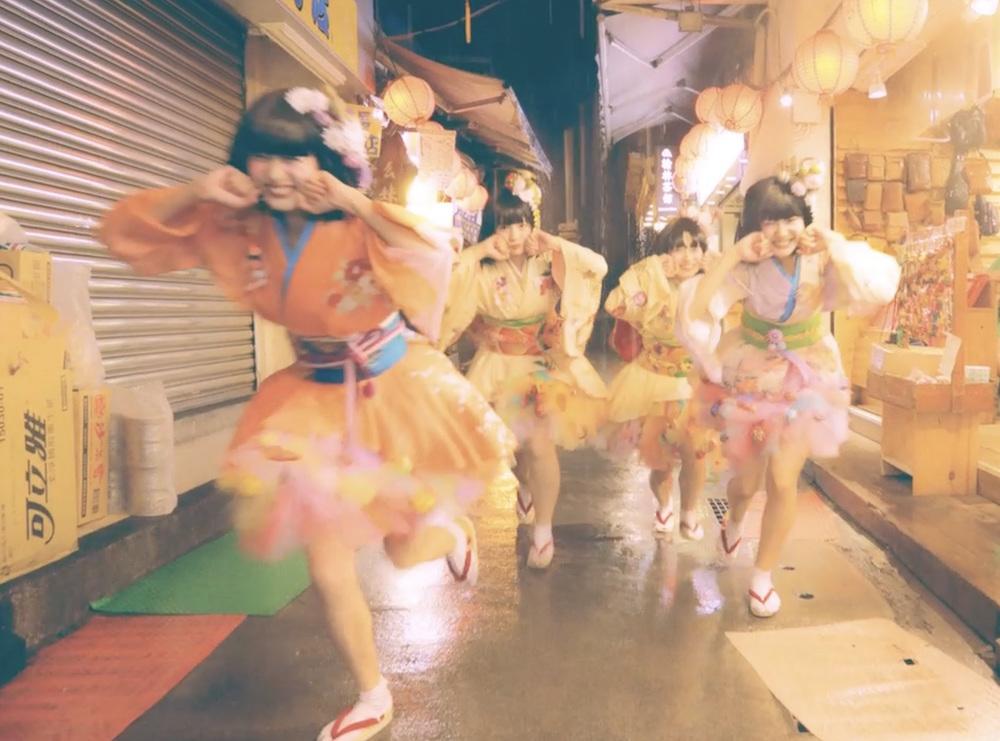 「SAGEMON GIRLS」MV(ミュージックビデオ)