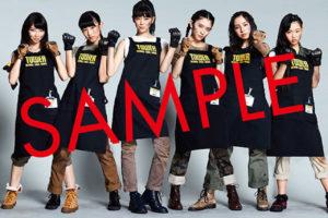 「NO MUSIC, NO IDOL?」ときめき(ハート)宣伝部 コラボレーションポスター